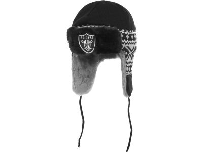 Oakland Raiders Team Trapper Hats
