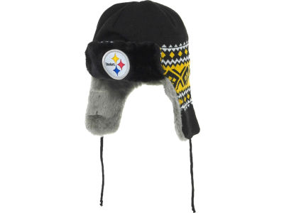 Pittsburgh Steelers Team Trapper Hats