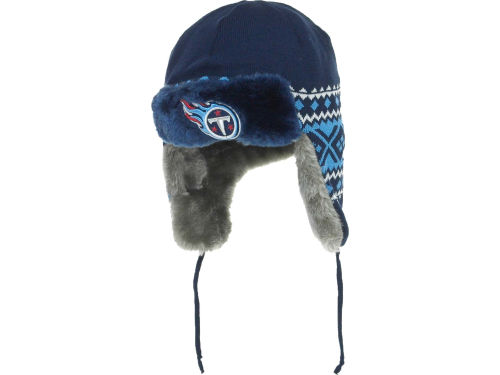 Tennessee Titans New Era Team Trapper Hats
