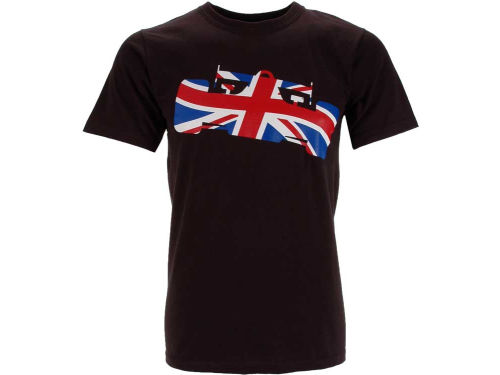 IndyCar Series United Kingdom Racing Mens Country T-Shirt