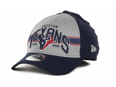 Houston Texans NFL Tri Band 39THIRTY Hats