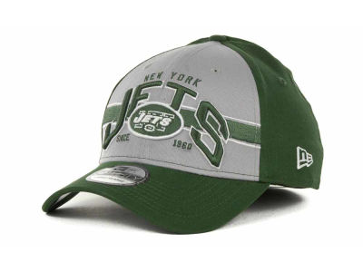 New York Jets NFL Tri Band 39THIRTY Hats