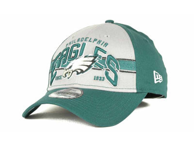Philadelphia Eagles NFL Tri Band 39THIRTY Hats
