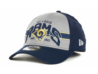 St. Louis Rams NFL Tri Band 39THIRTY Hats