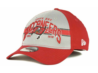 Tampa Bay Buccaneers NFL Tri Band 39THIRTY Hats