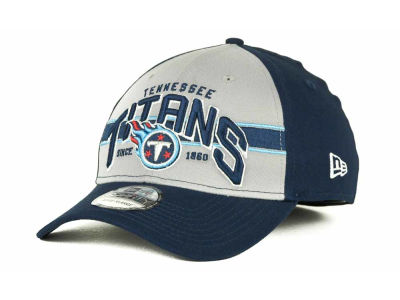 Tennessee Titans NFL Tri Band 39THIRTY Hats