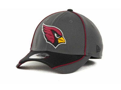 Arizona Cardinals NFL Abrasion 39THIRTY Cap Hats