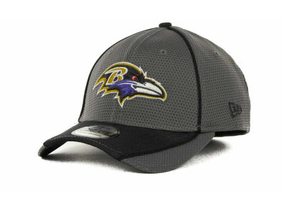 Baltimore Ravens NFL Abrasion 39THIRTY Cap Hats