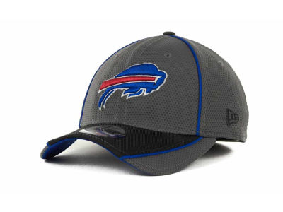 Buffalo Bills NFL Abrasion 39THIRTY Cap Hats