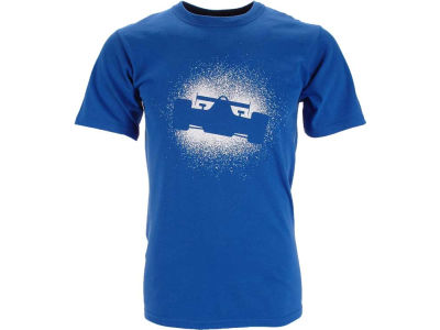 IndyCar Series Racing Mens Spraypaint T-Shirt