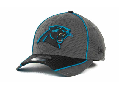 Carolina Panthers NFL Abrasion 39THIRTY Cap Hats