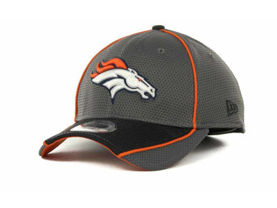 Denver Broncos NFL Abrasion 39THIRTY Cap Hats