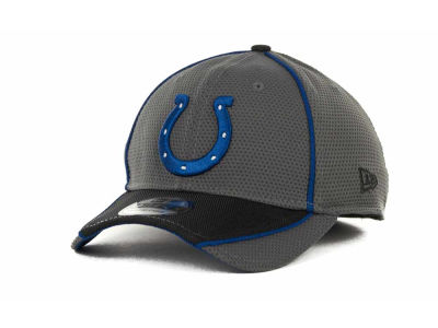 Indianapolis Colts NFL Abrasion 39THIRTY Cap Hats