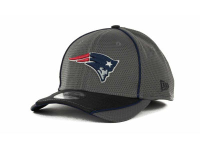 New England Patriots NFL Abrasion 39THIRTY Cap Hats