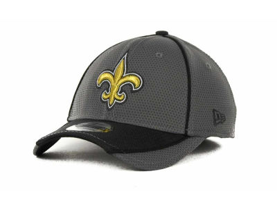 New Orleans Saints NFL Abrasion 39THIRTY Cap Hats