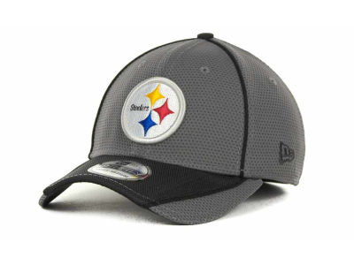 Pittsburgh Steelers NFL Abrasion 39THIRTY Cap Hats