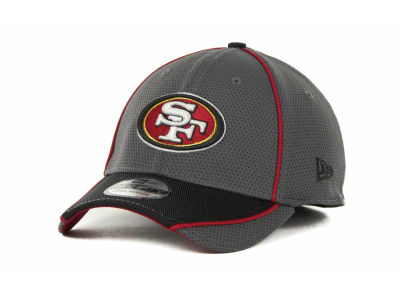 San Francisco 49ers NFL Abrasion 39THIRTY Cap Hats