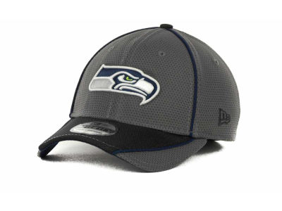 Seattle Seahawks NFL Abrasion 39THIRTY Cap Hats