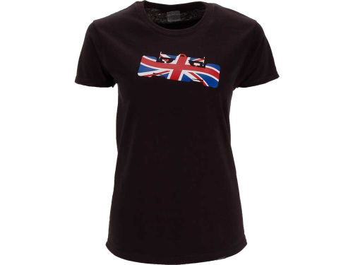 IndyCar Series United Kingdom Racing Wmns Country T-Shirt