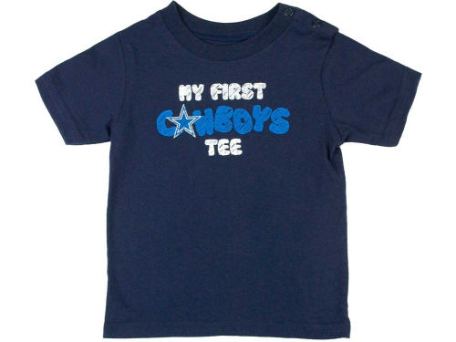 Dallas Cowboys NFL Infant My First T-Shirt