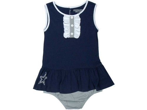 Dallas Cowboys NFL Toddler Cowboy Princess Dress