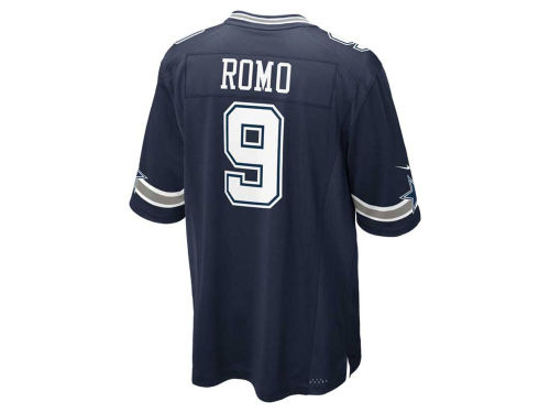 Dallas Cowboys Tony Romo Nike NFL Kids Game Jersey