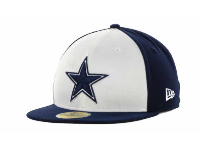 Dallas Cowboys NFL Official On Field 59FIFTY Cap Hats