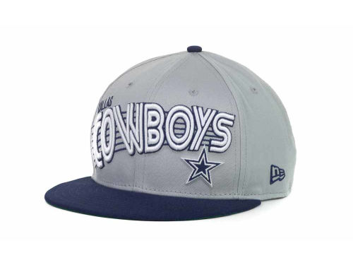 Dallas Cowboys NFL Swoop 9FIFTY Snapback Hats