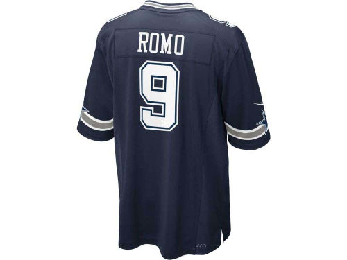 Dallas Cowboys Tony Romo Nike NFL Youth Limited Jersey