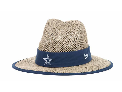 Dallas Cowboys NFL Training Camp Straw Hats
