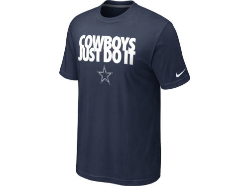 Dallas Cowboys NFL Youth Just Do It T-Shirt