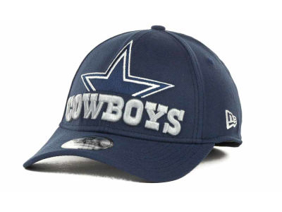 Dallas Cowboys NFL Eight in the Box 39THIRTY Hats