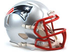 New England Patriots Riddell Speed Mini Helmet Collectibles