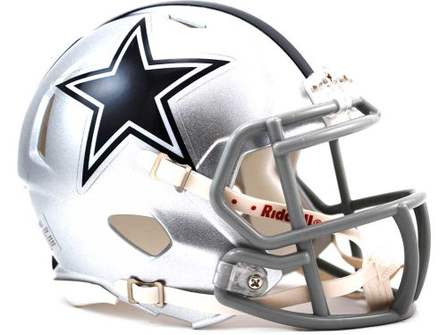Dallas Cowboys Riddell Speed Mini Helmet
