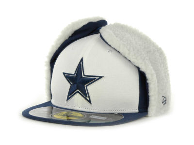 Dallas Cowboys NFL On Field Dog Ear 59FIFTY Cap Hats