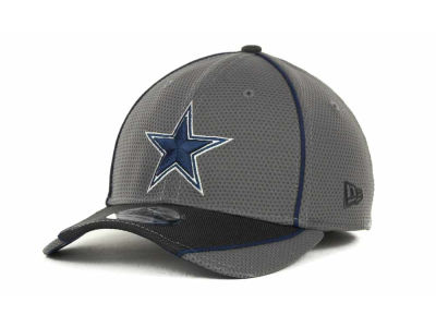 Dallas Cowboys NFL Abrasion 39THIRTY Cap Hats