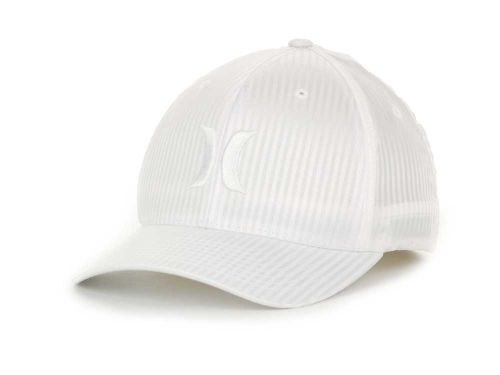 Hurley One And Only White Stripe Cap Hats