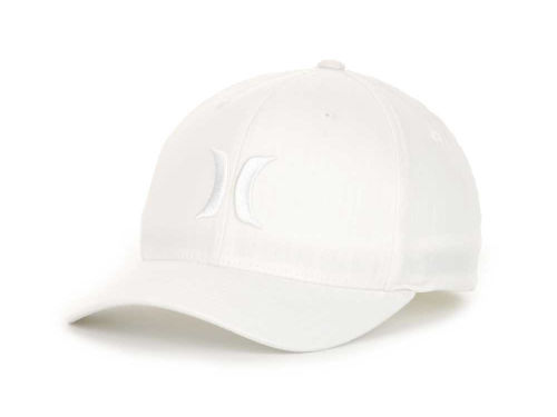 Hurley One And Only White Cap Hats