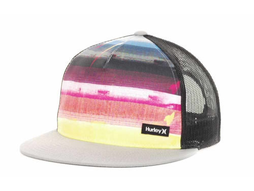 Hurley Art Play Trucker Cap Hats