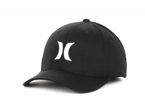 Hurley One And Only Black Cap Hats
