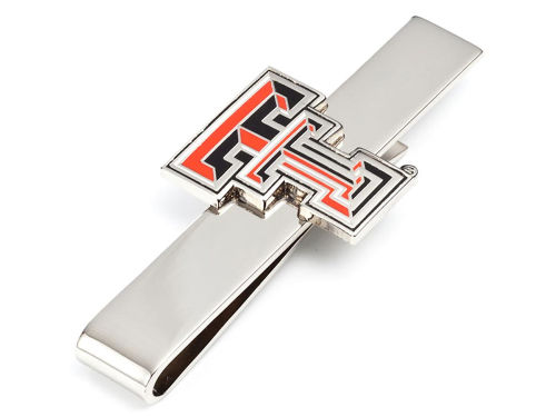 Texas Tech Red Raiders Cufflinks Tie Bar