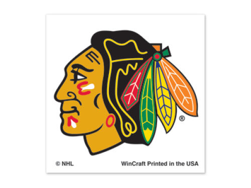 Chicago Blackhawks Wincraft Tattoo 4 Pack