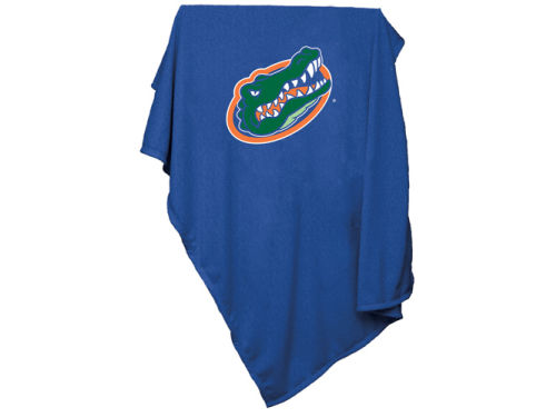 Florida Gators Logo Chair NCAA Sweatshirt Blanket