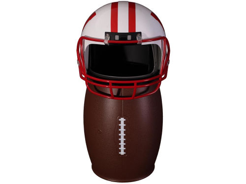 Wisconsin Badgers FANBasket Collector Bin