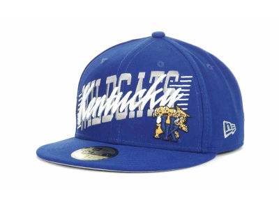 Kentucky Wildcats NCAA Writers Block 59FIFTY Hats