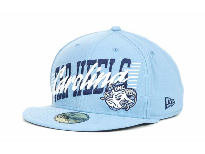North Carolina Tar Heels NCAA Writers Block 59FIFTY Hats