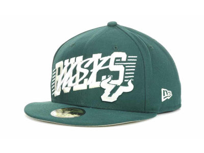 South Florida Bulls NCAA Writers Block 59FIFTY Hats