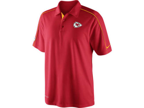 Kansas City Chiefs Nike NFL Coaches 1 Polo