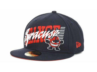 Syracuse Orange NCAA Writers Block 59FIFTY Hats