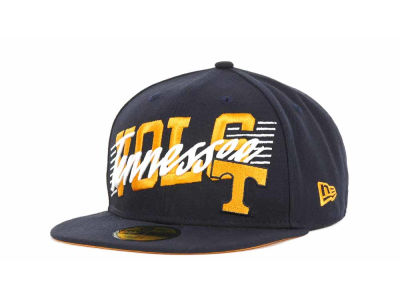 Tennessee Volunteers NCAA Writers Block 59FIFTY Hats